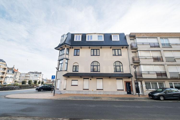 Appartement België, West Vlaanderen, Westende/Middelkerke Appartement BE-0013-90