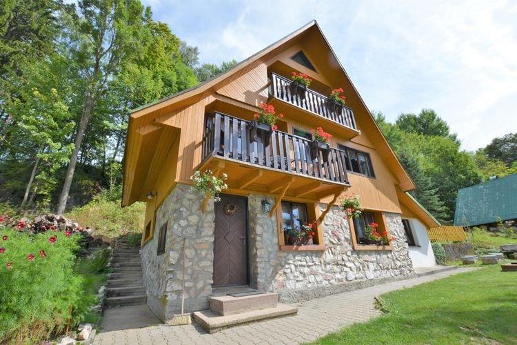 Chalet Tsjechië, Reuzengebergte - Jzergebergte, Jilemnice- Benecko Chalet CZ-51401-19