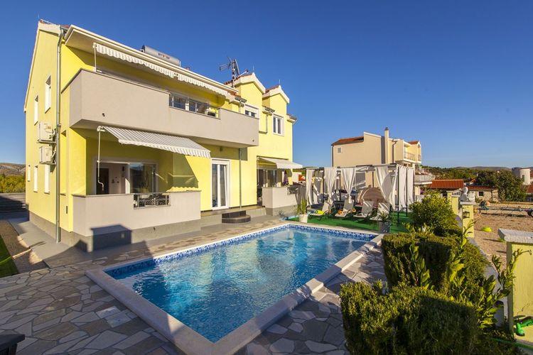 Villa Kroatië, Dalmatie, Sibenik Villa HR-00013-38