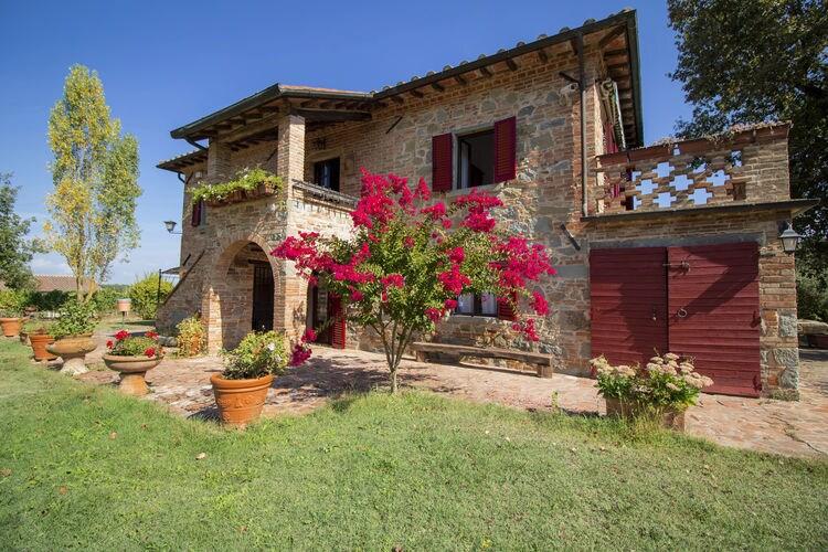Vakantiewoning Italië, Toscana, Cortona Boerderij IT-00034-56