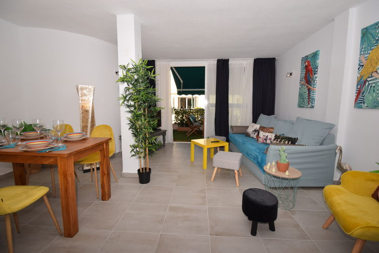 Appartement Spanje, trfe, Los Cristianos Appartement ES-00018-00
