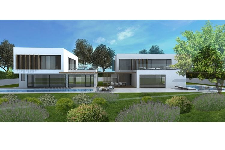 Villa Kroatië, Istrie, Bale / Valle Villa HR-00013-47