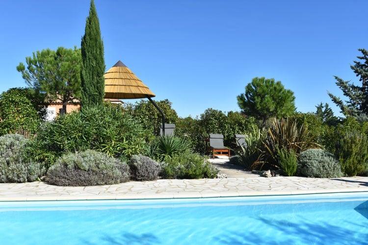 vakantiehuis Frankrijk, Languedoc-roussillon, Assignan vakantiehuis FR-34360-18