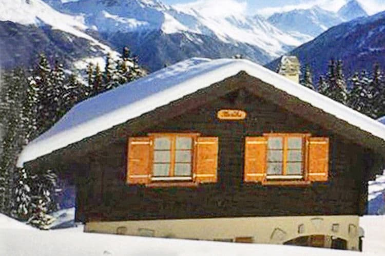 Chalet Karibu - Accommodation - Thyon les Collons