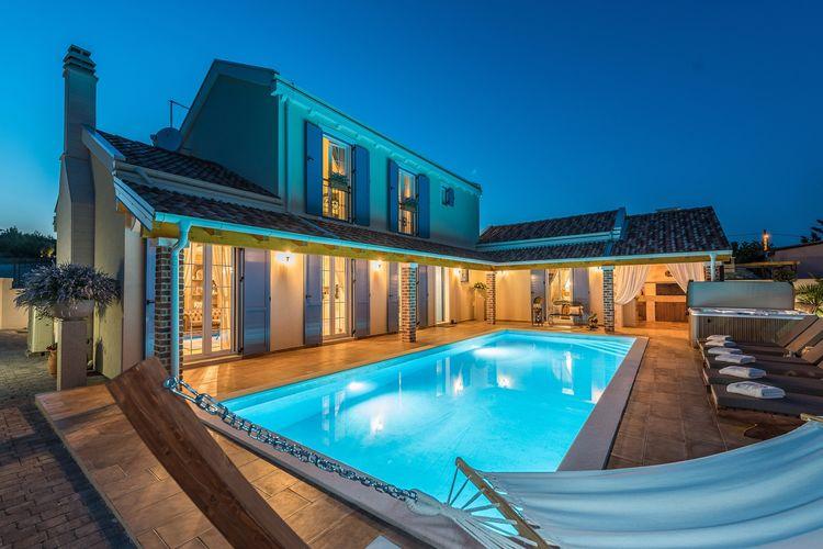 Villa Kroatië, Dalmatie, Pridraga Villa HR-00013-50