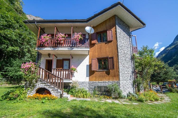 Holiday home Aosta Valley
