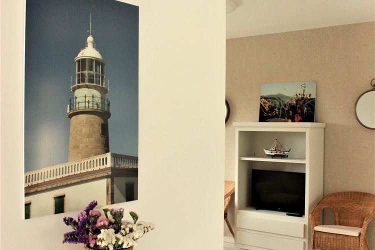 vakantiehuis Spanje, Het Groene Spanje, Porto do son vakantiehuis ES-00018-16
