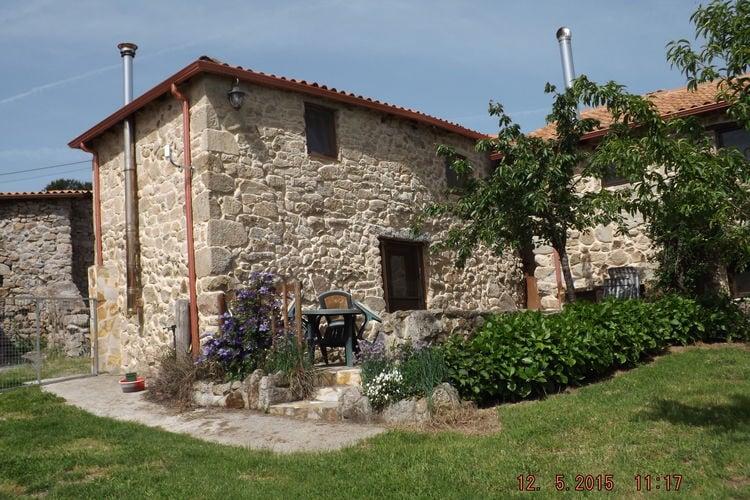 Boerderij  met wifi  Het Groene SpanjeLa Casita Ribeira Sacra