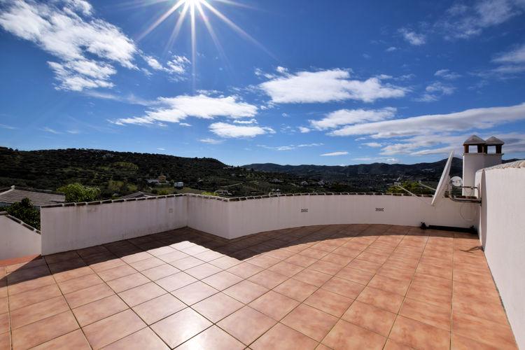 vakantiehuis Spanje, Costa del Sol, Alcaucín vakantiehuis ES-00018-26