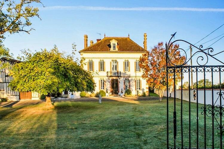 vakantiehuis Frankrijk, Midi-Pyrenees, Caupenne-d