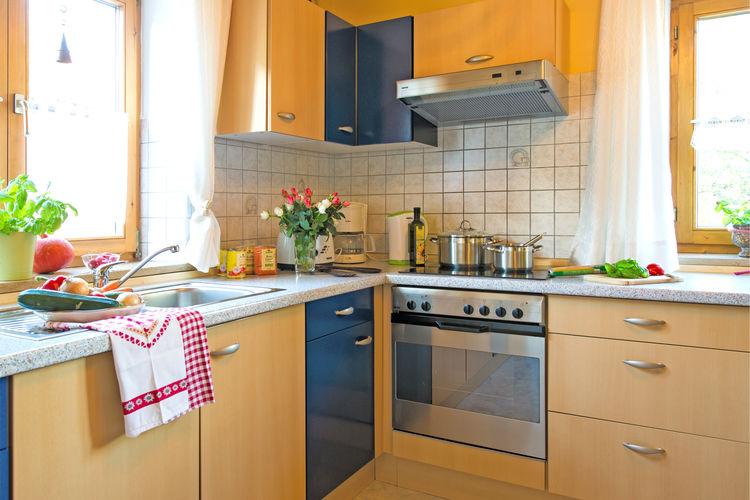 Appartement Duitsland, Beieren, Burggen Appartement DE-86977-02