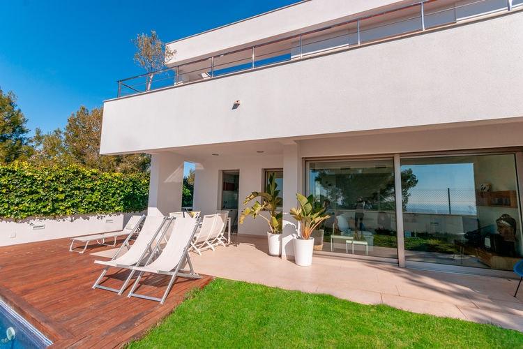 Vakantiehuizen Costa de Barcelona te huur Canyelles- ES-00018-29 met zwembad  met wifi te huur