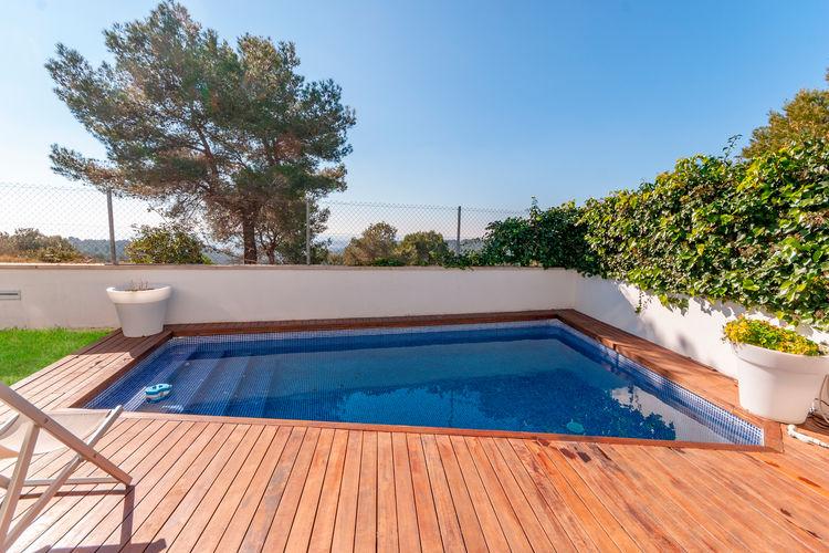 Villa Spanje, Costa de Barcelona, Canyelles Villa ES-00018-29