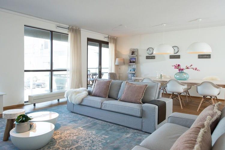 Scheveningen Vakantiewoningen te huur Licht en ruim appartement in de haven van Scheveningen.