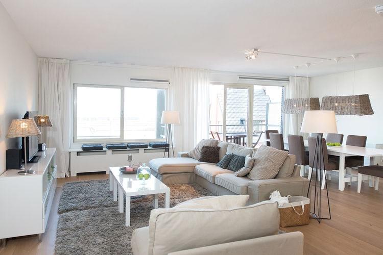 Scheveningen Vakantiewoningen te huur Luxe appartement in Scheveningen met zicht op de haven en de Noordzee