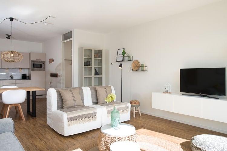 Scheveningen Vakantiewoningen te huur Modern en comfortabel appartement met uitzicht over de jachthaven