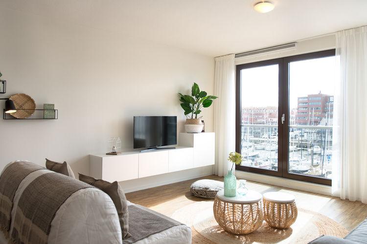 Vakantiehuizen Nederland | Zuid-Holland | Appartement te huur in Scheveningen   met wifi 4 personen