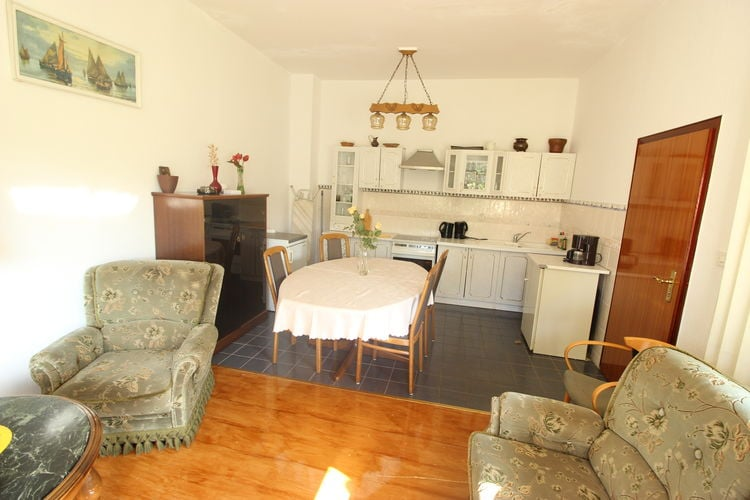 Vakantiewoning Kroatië, Dalmatie, Starigrad Paklenica Appartement HR-23244-36