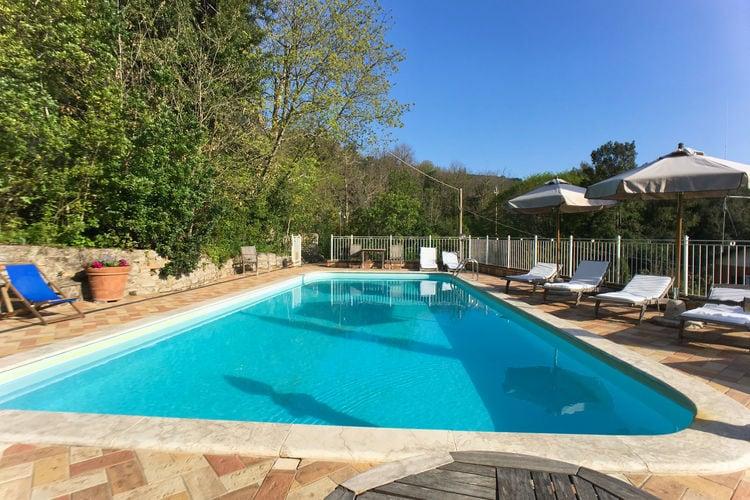 Vakantiehuizen Italie | Toscana | Vakantiehuis te huur in Sassetta met zwembad  met wifi 6 personen