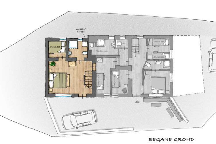 Ref: AT-5661-67 2 Bedrooms Price