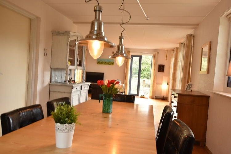 vakantiehuis Nederland, Friesland, Stavoren vakantiehuis NL-8715-48