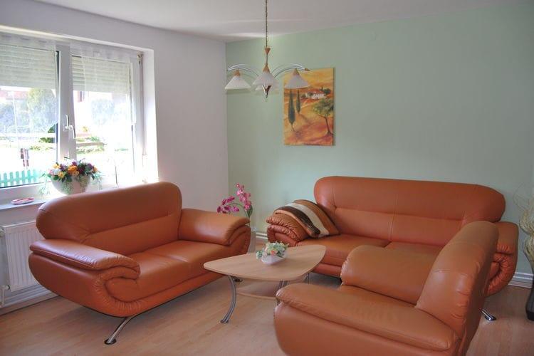 Vakantiehuizen Duitsland | Ostsee | Appartement te huur in Bastorf    5 personen