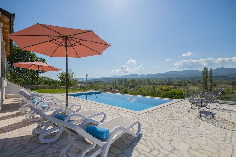 Villa Kroatië, Dalmatie, Glavina Donja Villa HR-00013-67