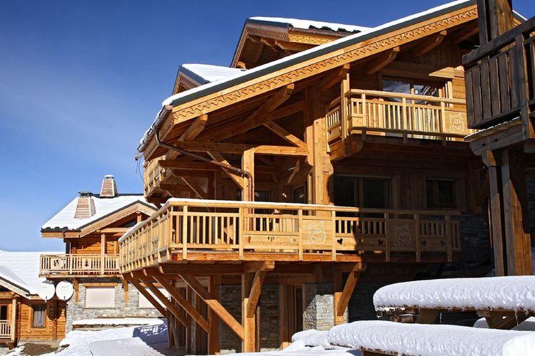 Vakantiehuizen Frankrijk | Rhone-alpes | Chalet te huur in LES-DEUX-ALPES   met wifi 12 personen