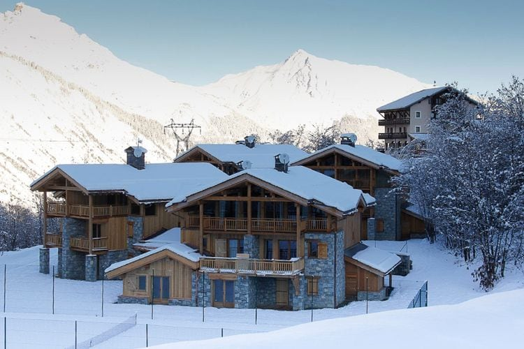 Chalet Les Allues - Accommodation - Saint Martin de Belleville