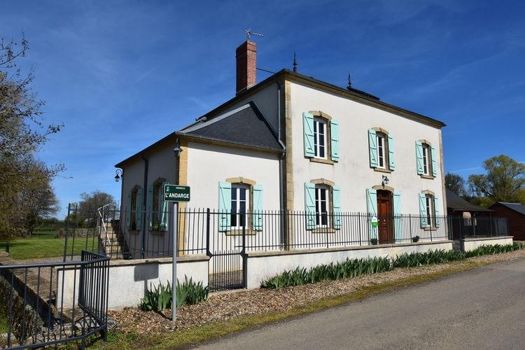 Vakantiehuizen Bourgogne te huur Verneuil- FR-58300-10   met wifi te huur