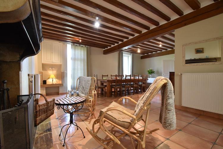 vakantiehuis Frankrijk, Bourgogne, Verneuil vakantiehuis FR-58300-10