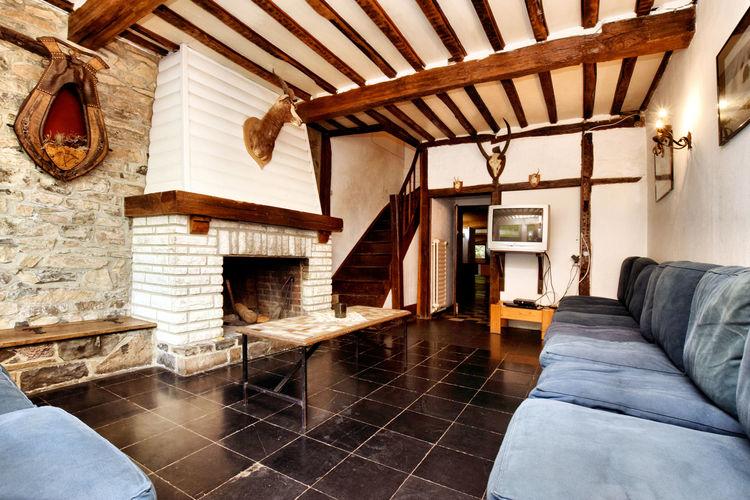 vakantiehuis België, Luxemburg, Villers ste Gertrude vakantiehuis BE-6941-110