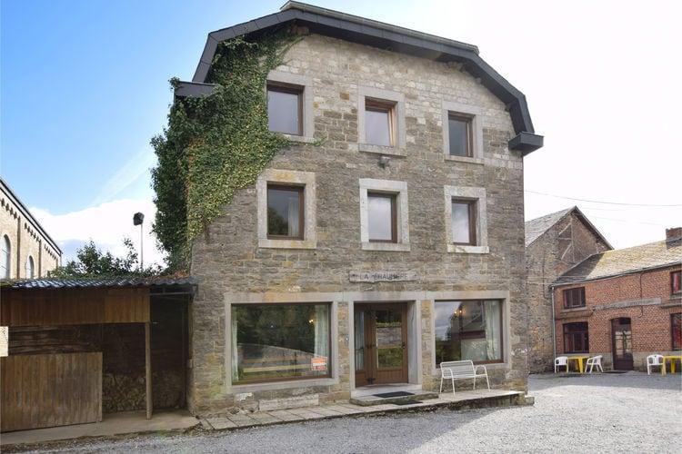 Vakantiehuis  met wifi  Villers-ste-GertrudeLa Chaumière et Le Refuge