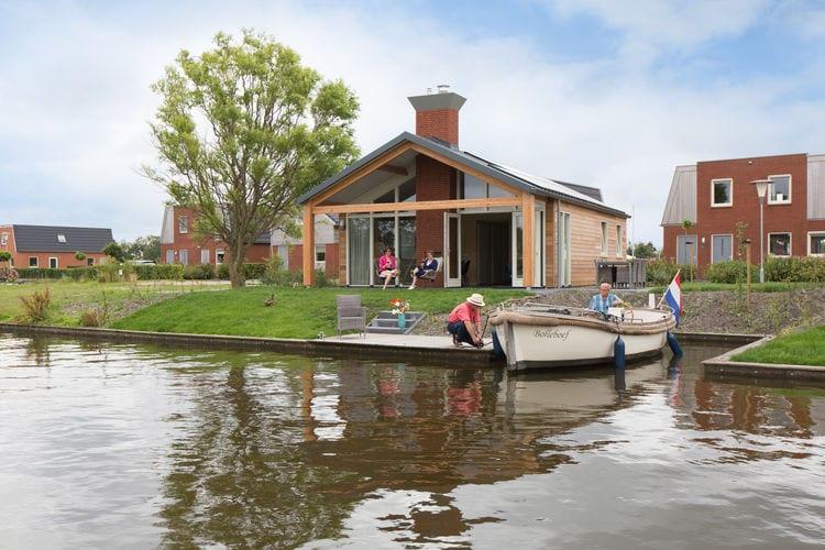 vakantiehuis Nederland, Friesland, Akkrum vakantiehuis NL-8491-12