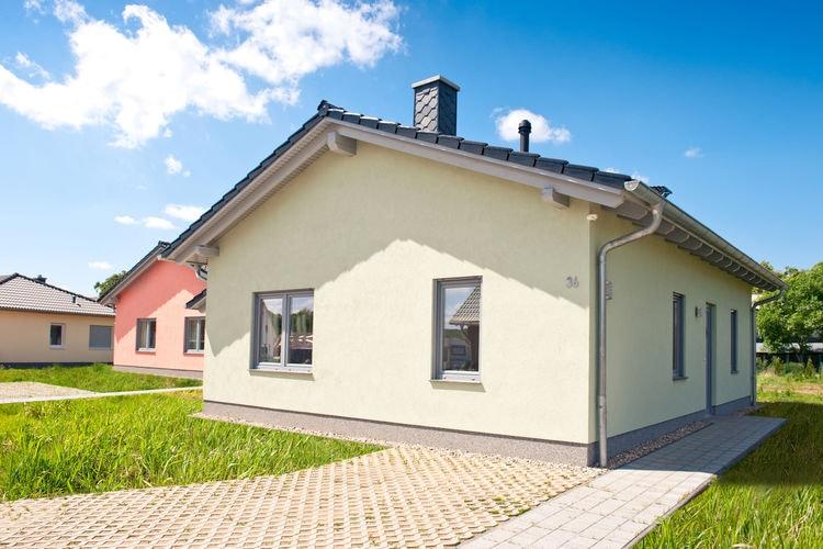 Vakantiehuis  met wifi  Zierow  Ferienhaus GREUN am Reiterhof