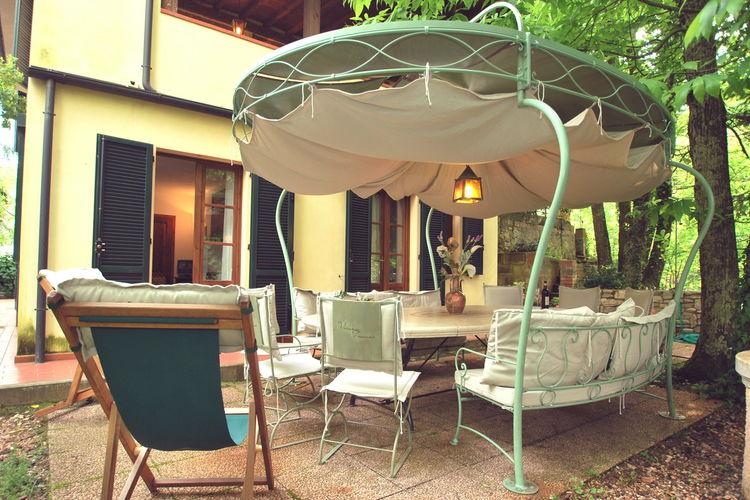 Gezellig appartement in de Toscaanse heuvels, op 12 km afstand van het strand