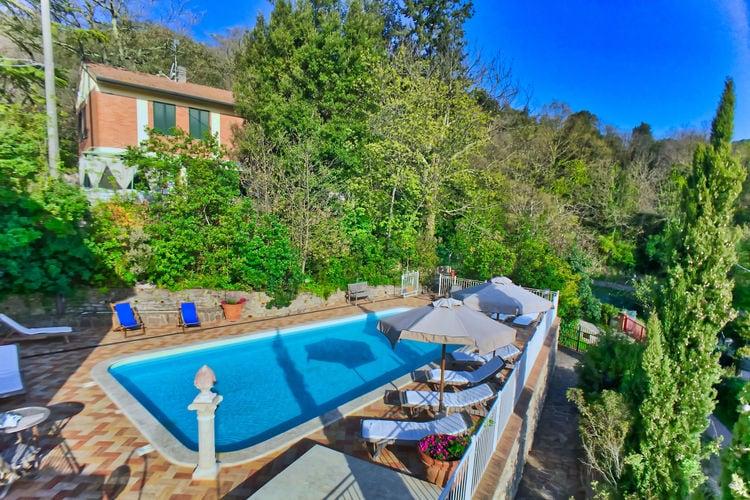 Vakantiehuizen Italie | Toscana | Vakantiehuis te huur in Sassetta met zwembad  met wifi 4 personen