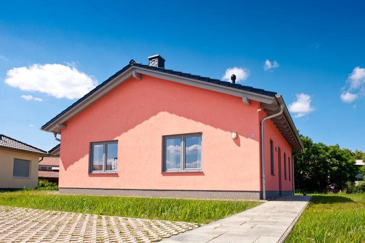 vakantiehuis Duitsland, Ostsee, Zierow vakantiehuis DE-00027-44