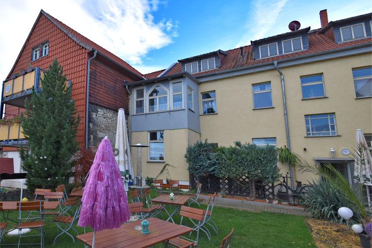 Appartement  met wifi  Ballenstedt  Mooi appartement op de eerste verdieping in Ballenstedt in de Harz