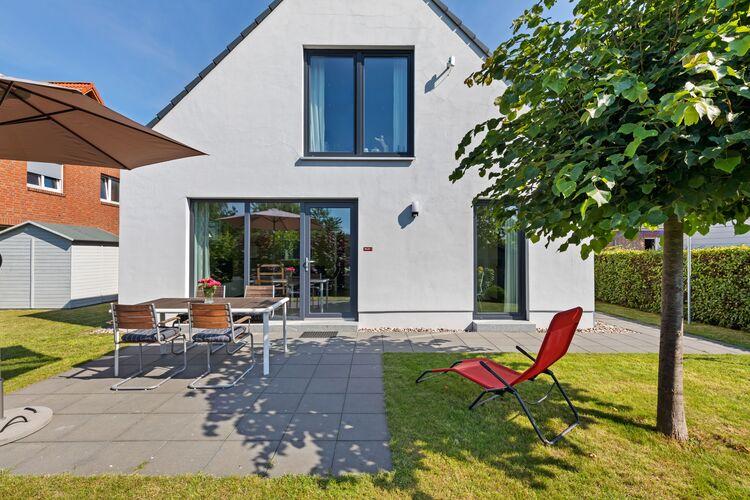 vakantiehuis Duitsland, Ostsee, Zierow vakantiehuis DE-00027-45