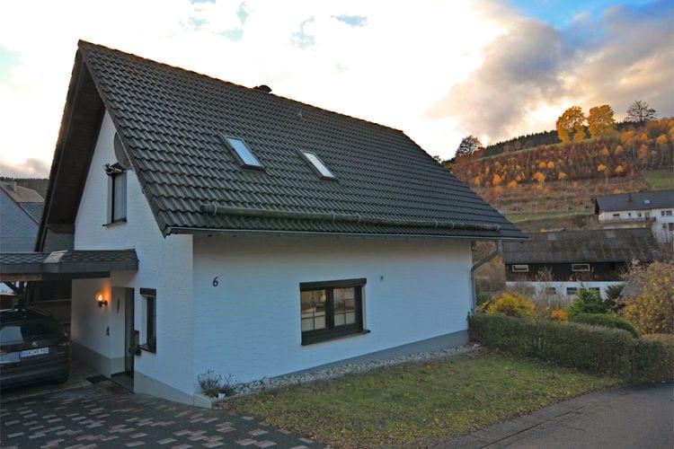 Duitsland | Sauerland | Vakantiehuis te huur in Olsberg   met wifi 6 personen