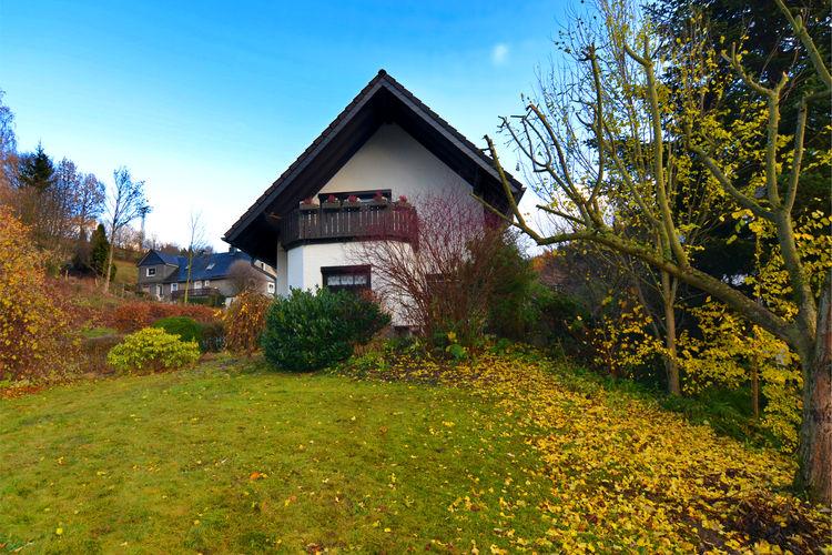 Vakantiehuis  met wifi  OlsbergOlsberg-Elpe