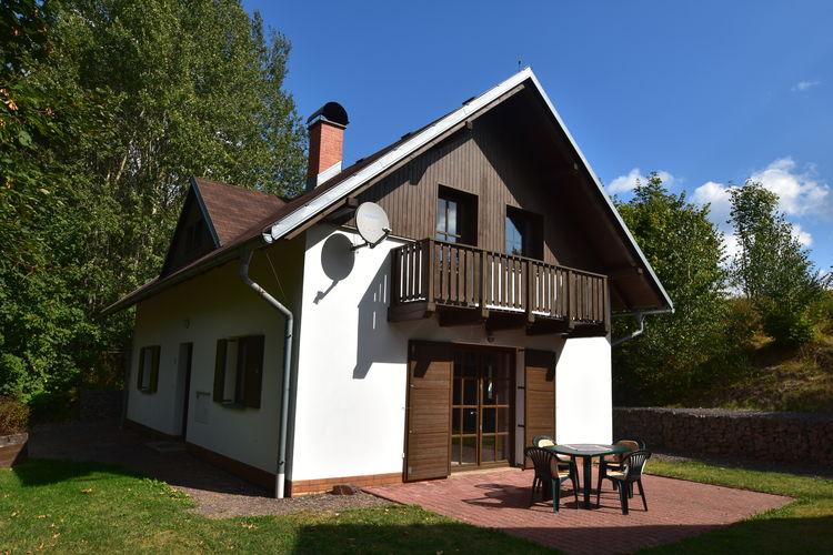 vakantiehuis Tsjechië, Reuzengebergte - Jzergebergte, Rudnik vakantiehuis CZ-54372-10