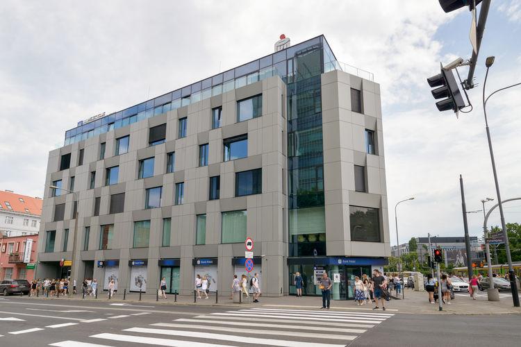 Poznań Vakantiewoningen te huur Een DELUXE studio-appartement in het centrum van Poznań