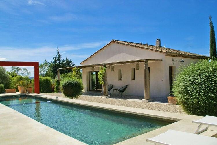 Villa met zwembad met wifi  PiolencStéphanie