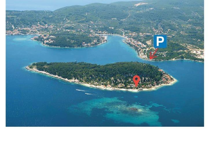 vakantiehuis Kroatië, eld, Vrnik vakantiehuis HR-00013-78
