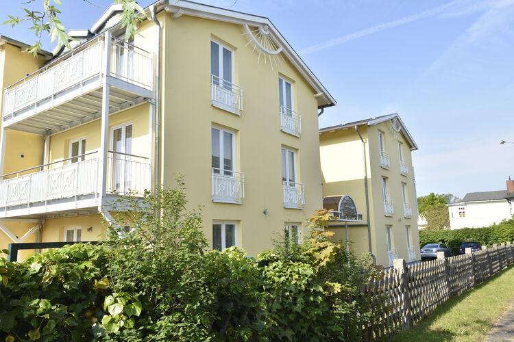 Vakantiehuizen Duitsland | Ostsee | Appartement te huur in Gohren    4 personen