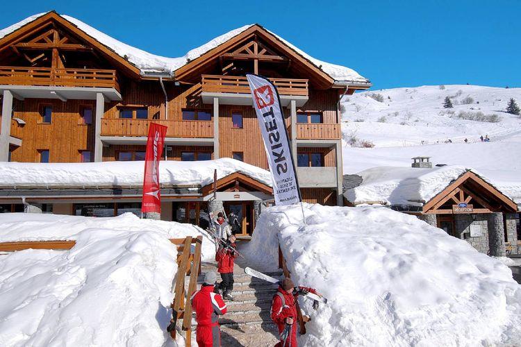 Vakantiehuizen Frankrijk | Rhone-alpes | Chalet te huur in VALMEINIER   met wifi 4 personen