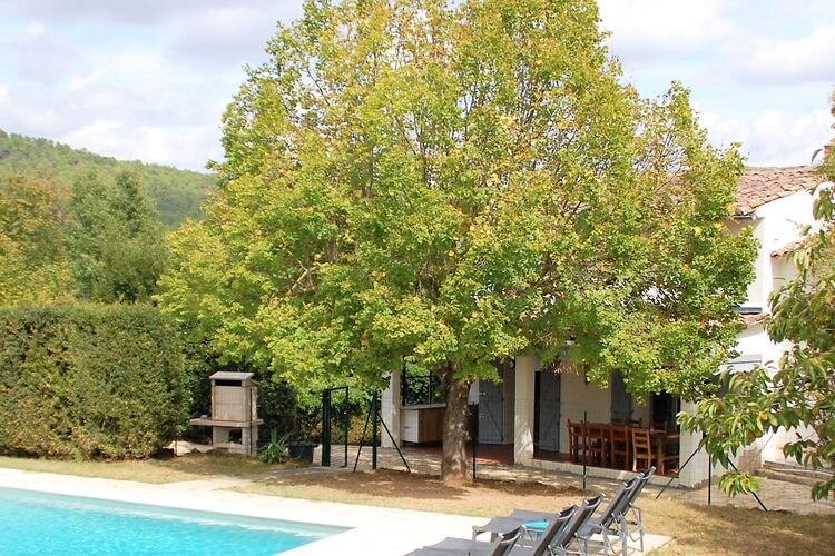 Vakantiewoning met zwembad met wifi  Salernes  Kindvriendelijk, Provençaals vakantiehuis met privézwembad, op 2 km van Salernes