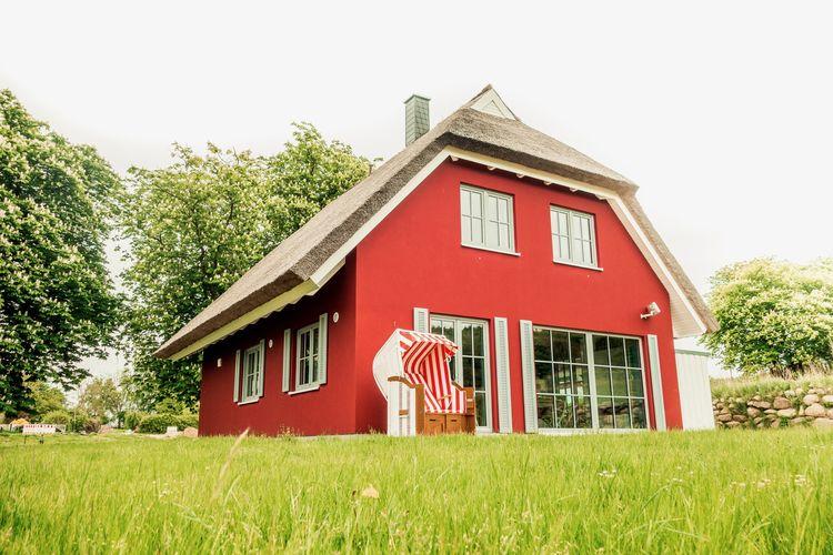 Vakantiehuis met zwembad met wifi  Lohme  Das InselFerienhaus /Sauna / Terrasse